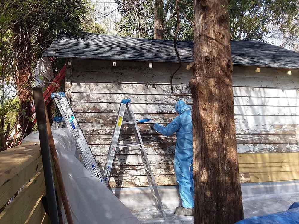 Exterior Siding Repair Charlotte